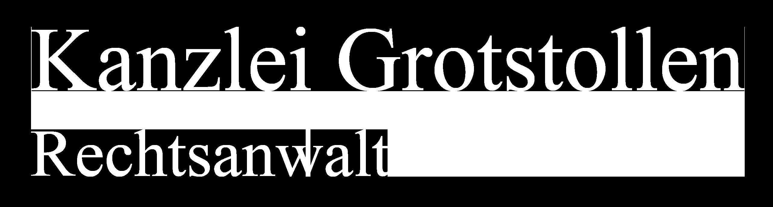 Kanzlei Grotstollen